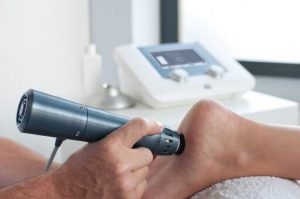 shockwave therapie apparaat
